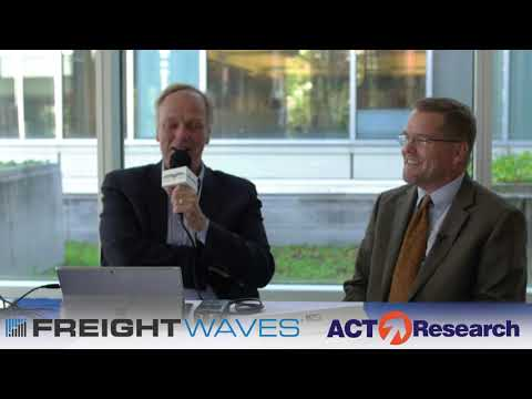 ACT Research: Steve Tam Interview on FreightWaves Radio