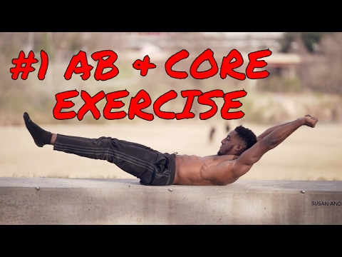 THE #1 CORE & AB EXERCISE (Hollow Body)
