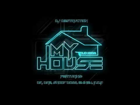 Flo Rida - My House (Remix) [ft. Dr. Dre, Snoop Dogg, Eminem & b.o.b]