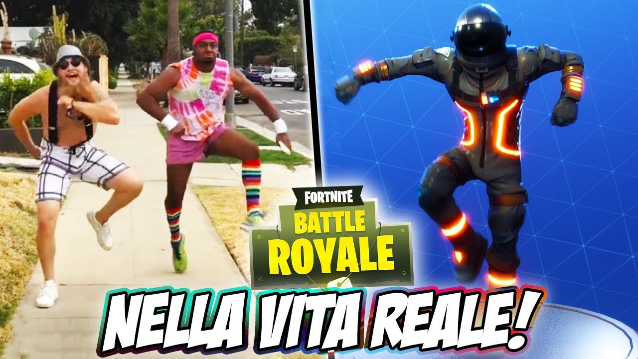 I balli di fortnite nella vita reale doovi for Sedia gaming quersus