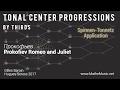 Prokofiev Romeo and Juliett Vizualisation