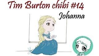 How to draw Burton CHIBI #14 : Johanna