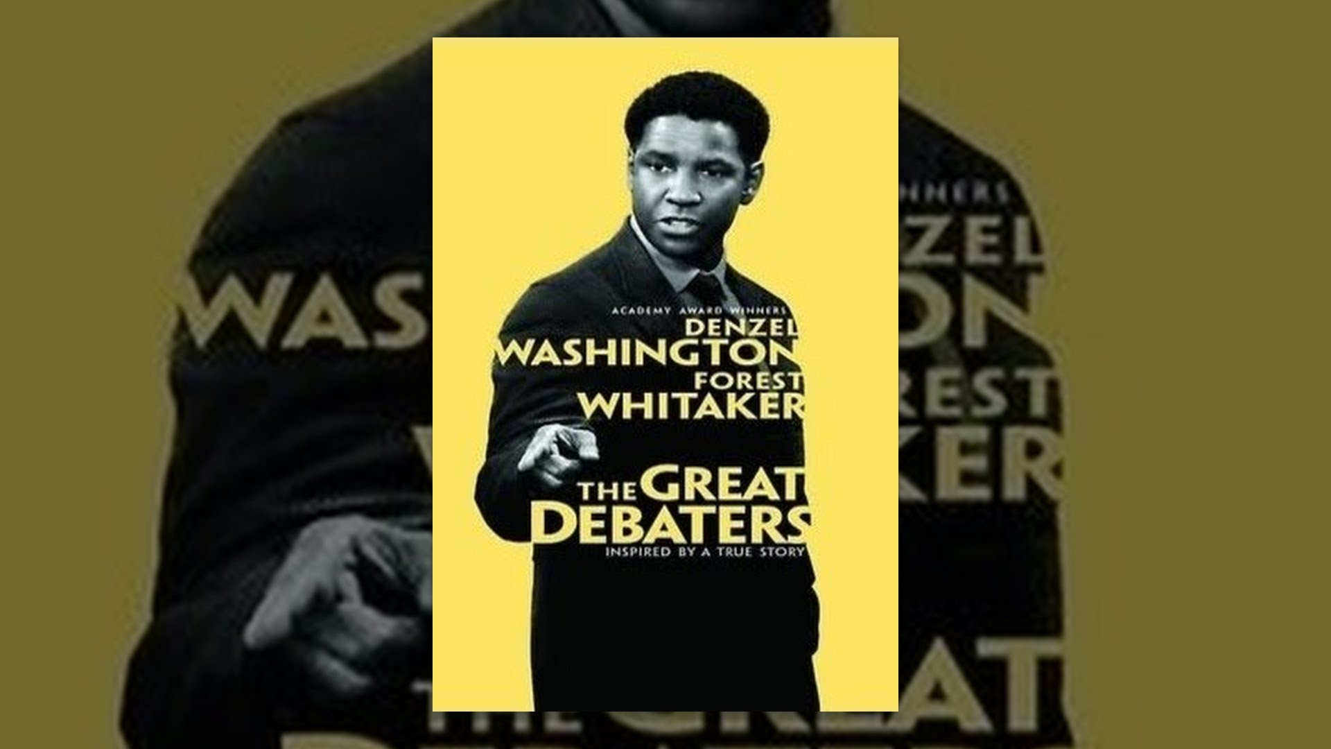 great debaters Watch the great debaters starring denzel washington in this docudrama on directv it's available to watch.