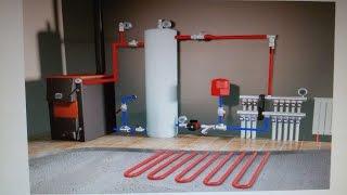 видео Компания УСТ предлагает металлопластиковые трубы для отопления..