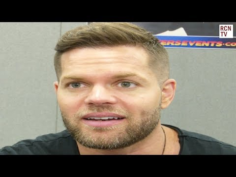 The Expanse Wes Chatham