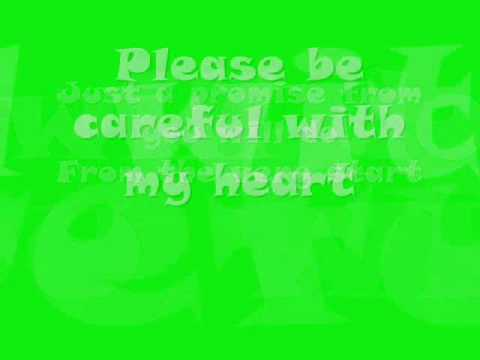 Be Careful With My Heart Theme Song