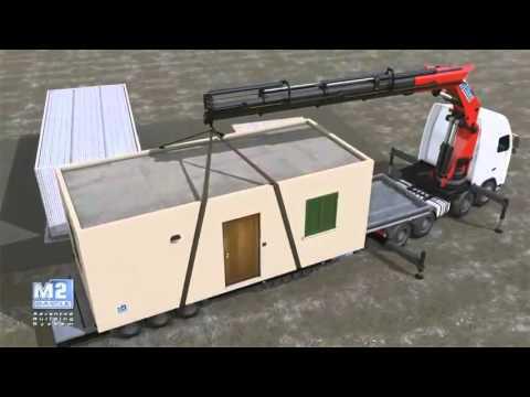 Sistema de Construccion Modular Avanzado Durapanel