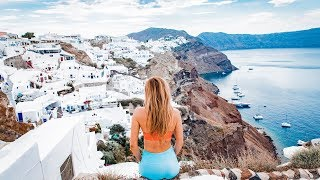 Santorini GREECE Summer 2017 Part 2 | Travel VLOG