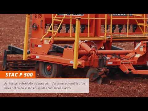 STAC P 500 - SUBSOLADOR PESADO DE ARRASTO