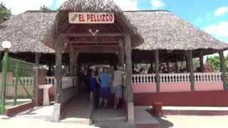 VIDEOS CUBA : Ranchón EL PELLIZCO    Restaurantes de La Habana