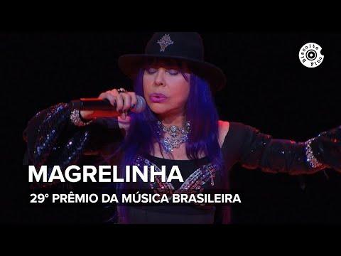 "Baby do Brasil  ""Magrelinha"" Vídeo"