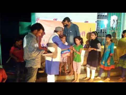 Sanskritabharati jammu kashmir द्वारा दीपावली पुरुस्कार वितरण समारोह