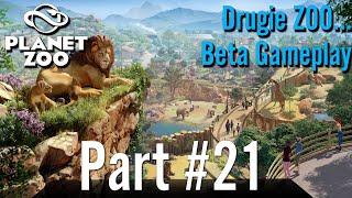 Beta GamePlay - Planet ZOO (Drugie Zoo...) Part #21