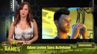 Adam Levine Sues Activision Over Band Hero
