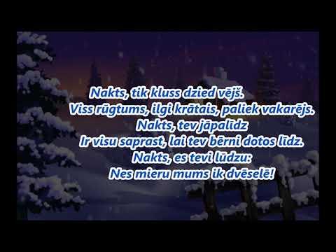 Zigrfrīds Muktupāvēls: Ziemassvētku