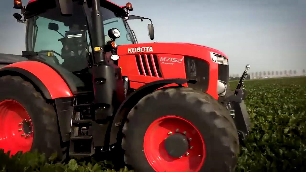 Kubota M7172 170hp 30/15 Tractor