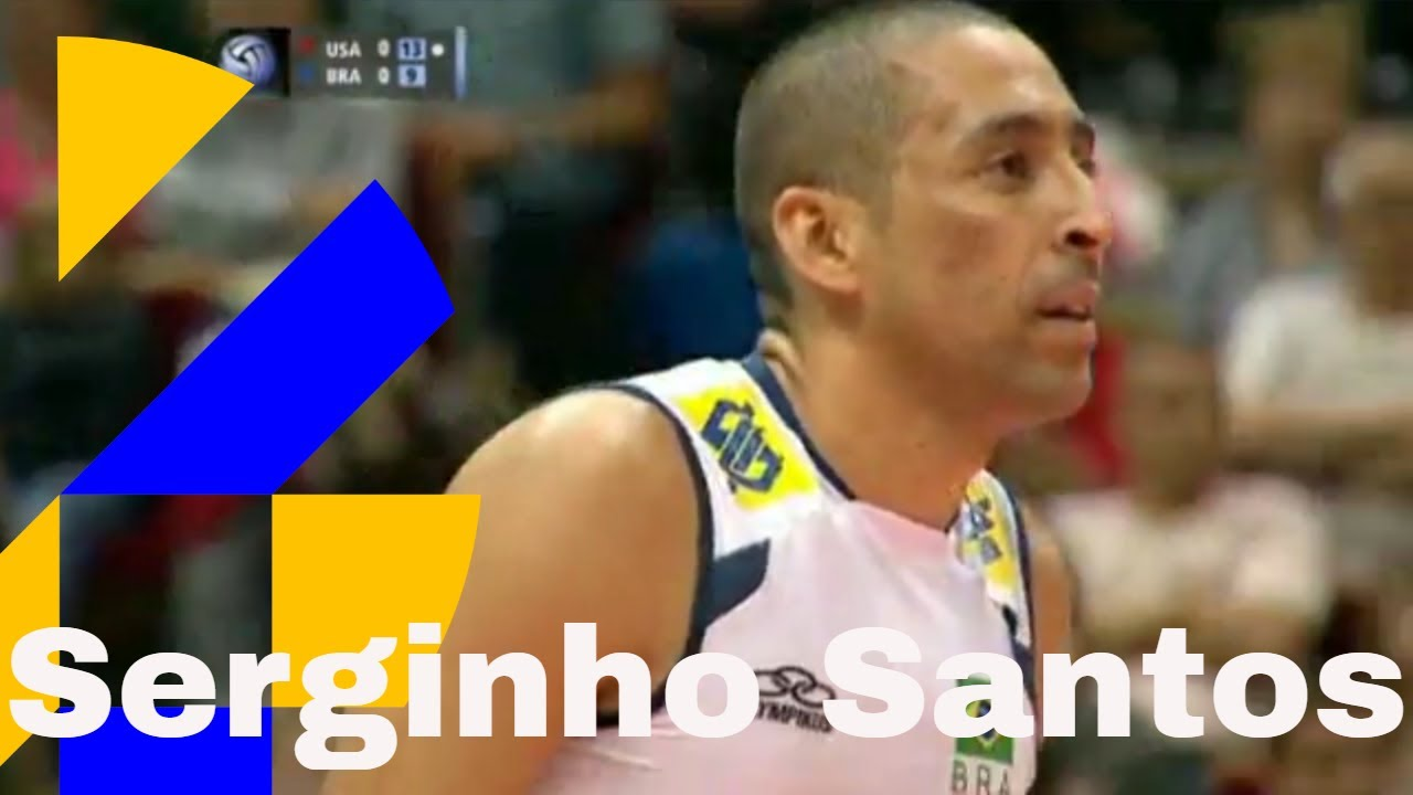 Serginho Santos Changed the Role of the Libero! - Top 5  Non-European Players I The Debate