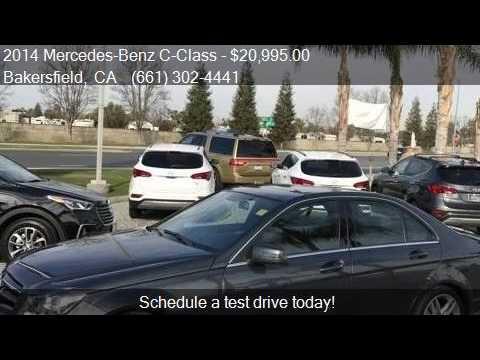 2014 Mercedes Benz C Class C250 For Sale In Bakersfield, CA