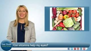Can Vitamins Help My Eyes?