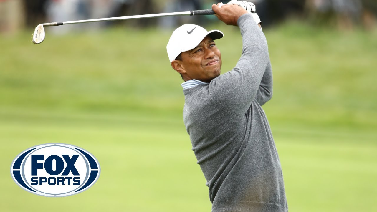 Tiger Woods shoots even par on the third round | 2019 U.S. OPEN