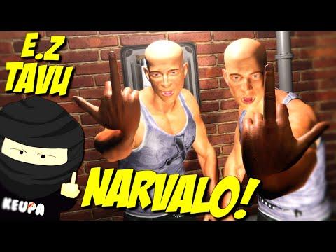 1 Moto pour 3 Narvalos ! (La Poule qui TUE!)