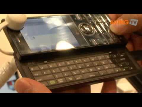 [No-Edit MWC 2009] HTC S740