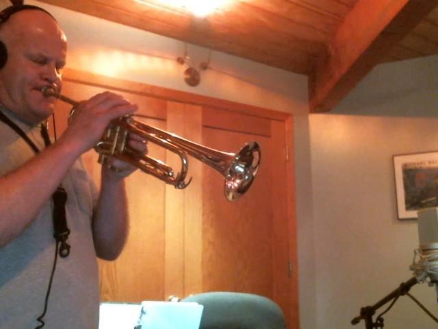 Kenni Holmen, Dave Jensen transcribed solos on two Hornheads tunes