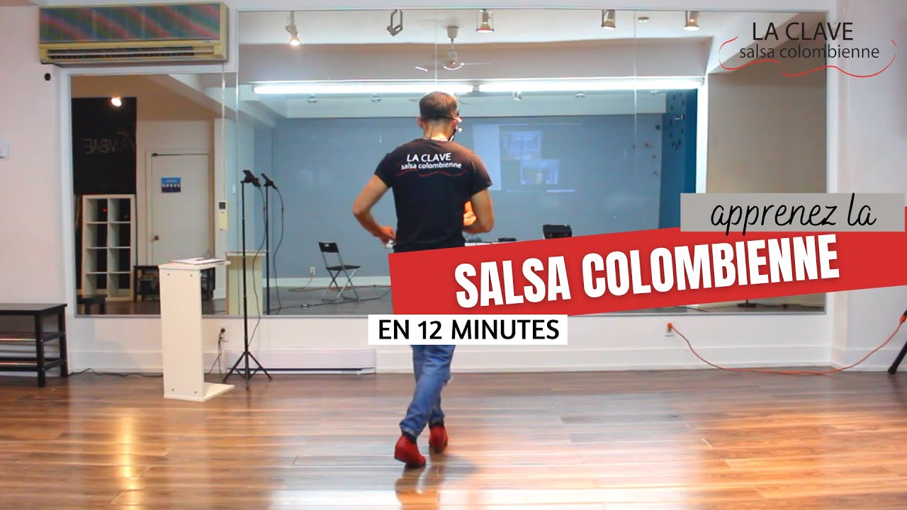 LEARN COLOMBIAN SALSA IN 12 MINUTES ! ✨