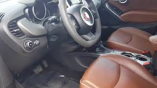 Fiat 500X Trekking Plus 2016 Videos