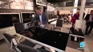 Stół Xenon - HIT! Nagroda mebleplus 2014 - Meble Hubertus