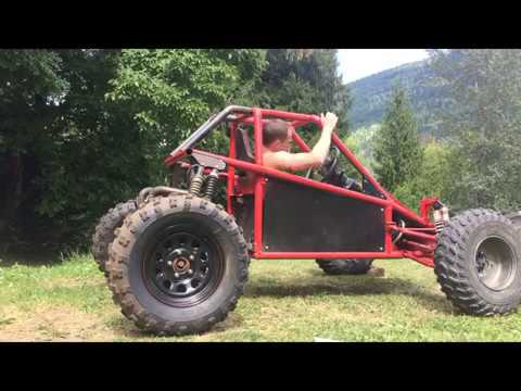 how to build a offroad buggy