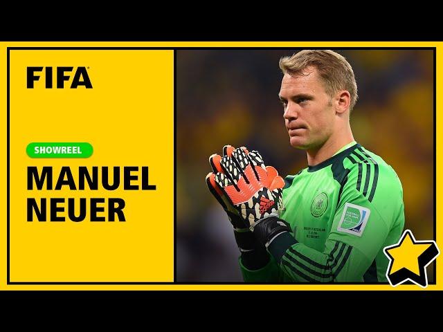 Manuel Neuer Showreel | Best Saves