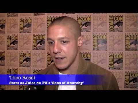 Theo Rossi Discusses Juice 'Crying' on Sons of Anarchy & Season 5 Secrets