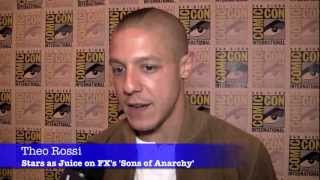 Theo Rossi Discusses Juice