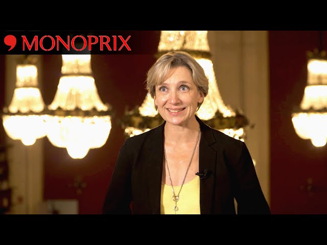 TÉMOIGNAGE - Cécile PASDELOUP - MONOPRIX