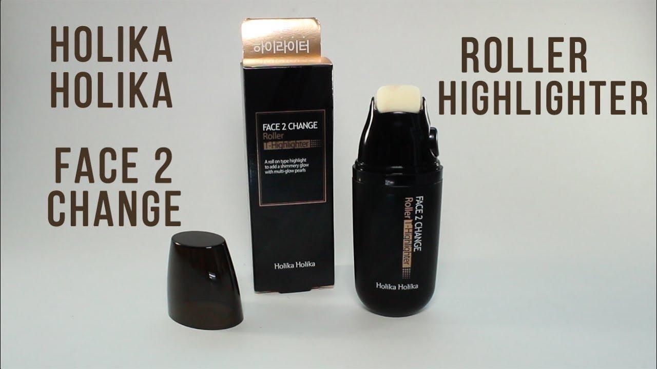 Image result for Face 2 Change Liquid Roller Holika GNY