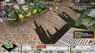 Rise And Fall Civilizations At War - Alexander Campaign - Mission 1 - Downfall Of A Dynasty