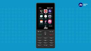 JioCare - How To Manage Jio Account & Services using MyJio App on JioPhone (Hindi)| Reliance Jio