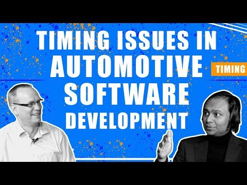 Timing Issues In Automotive Software Development (2019)