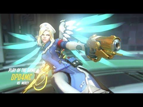 Having Mercy in Overwatch  