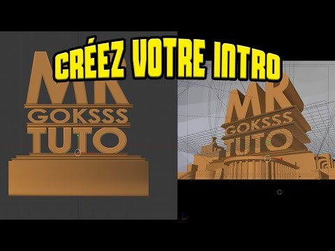 """TuTo : Créer Une Intro """"20th Century Fox"""" Personnalisée thumbnail"""