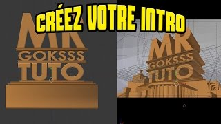 """TuTo : Créer Une Intro """"20th Century Fox"""" Personnalisée"""