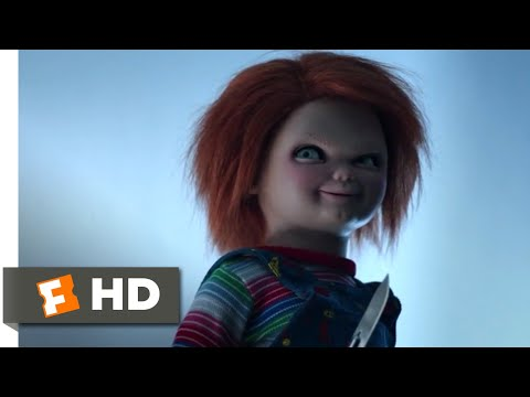 Cult of Chucky (2017) - I'm a Toy From the 80s Scene (2/10) | Movieclips