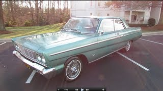 My First 1965 Ford Ford Fairlane 500 2-Door Sedan