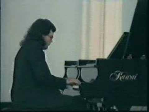 RUSLAN SVIRIDOV - LISZT. Ballade no. 2 in b minor (Part 1/2)