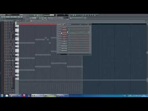 FL studio - How to make a EDM melody. (avicii/Swedish House Mafia style) | FunnyDog.TV