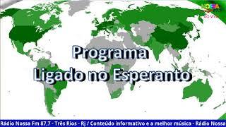 Ligado no Esperanto! 22/11/2020