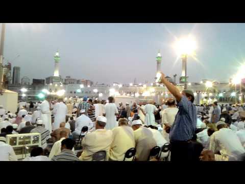 Takbiran terindah mekkah 2017
