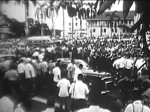 Panama Crisis (Reel 3 of 3)