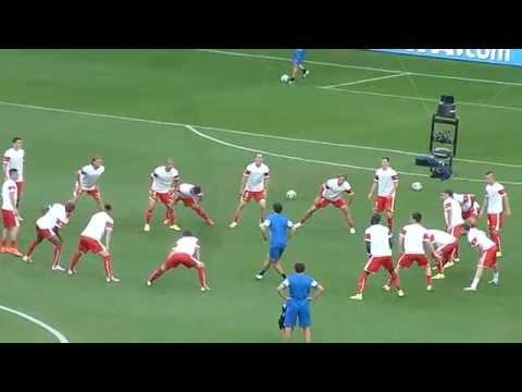 Xherdan Shaqiri ● Granit Xhaka ● Philippe Senderos ● Suisse vs France 2014